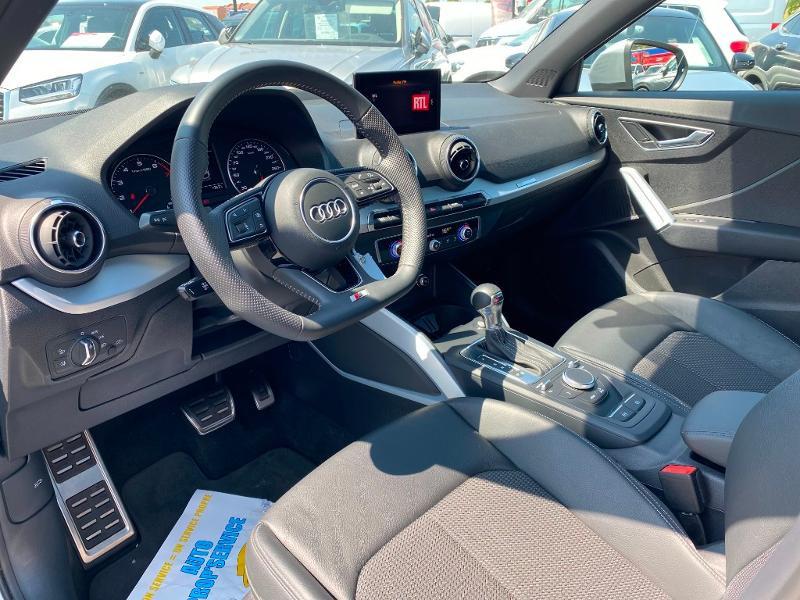 Audi Q2 35 TFSI 150ch S line S tronic 7 Argent occasion à Albi - photo n°10