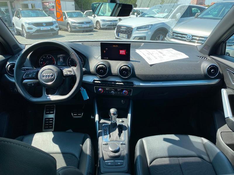 Audi Q2 35 TFSI 150ch S line S tronic 7 Argent occasion à Albi - photo n°8