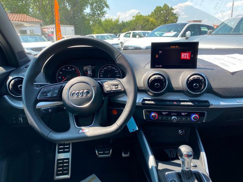 Audi Q2 35 TFSI 150ch S line S tronic 7 Argent occasion à Albi - photo n°9