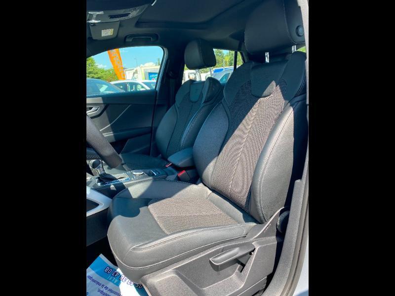 Audi Q2 35 TFSI 150ch S line S tronic 7 Argent occasion à Albi - photo n°11