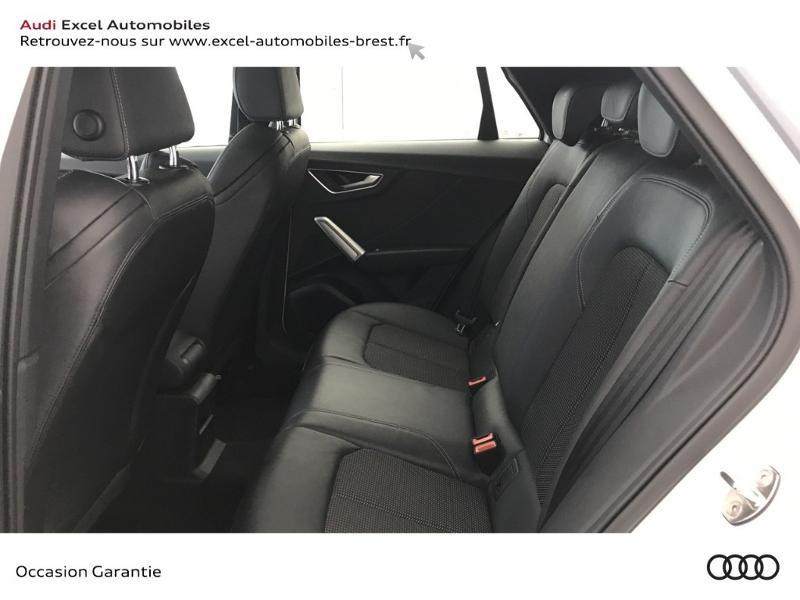 Audi Q2 35 TFSI COD (1.5 TFSI 150CH) STRONIC7 S LINE Blanc occasion à Brest - photo n°8