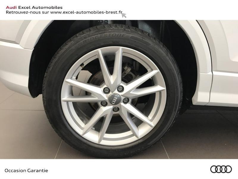 Audi Q2 35 TFSI COD (1.5 TFSI 150CH) STRONIC7 S LINE Blanc occasion à Brest - photo n°18