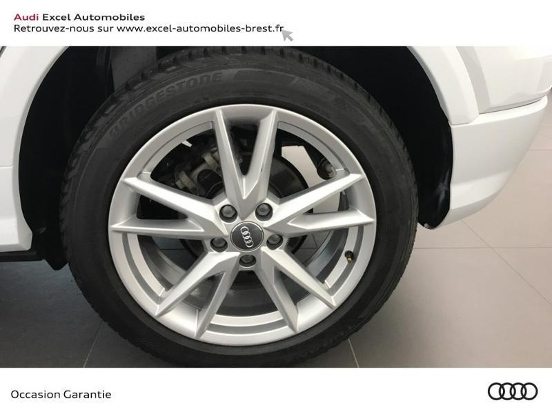 Audi Q2 35 TFSI COD (1.5 TFSI 150CH) STRONIC7 S LINE Blanc occasion à Brest - photo n°17