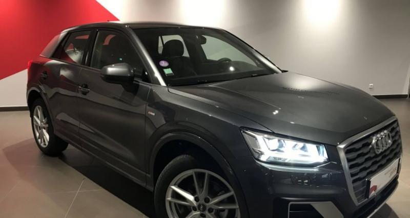 Audi Q2 35 TFSI COD 150 S tronic 7 S Line Gris occasion à Saint-Ouen