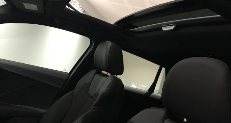 Audi Q2 35 TFSI COD 150 S tronic 7 S Line Gris occasion à Saint-Ouen - photo n°6
