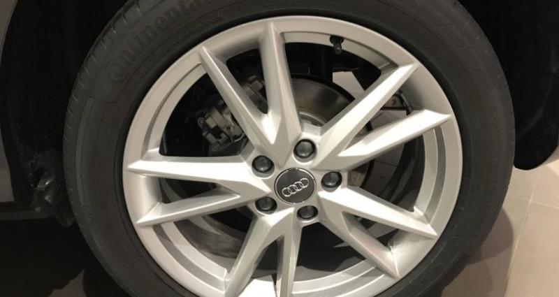 Audi Q2 35 TFSI COD 150 S tronic 7 S Line Gris occasion à Saint-Ouen - photo n°5
