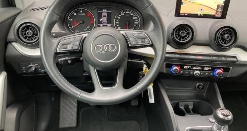 Audi Q2 BUSINESS 30 TDI 116 BVM6 Business line  occasion à Lons Le Saunier - photo n°6