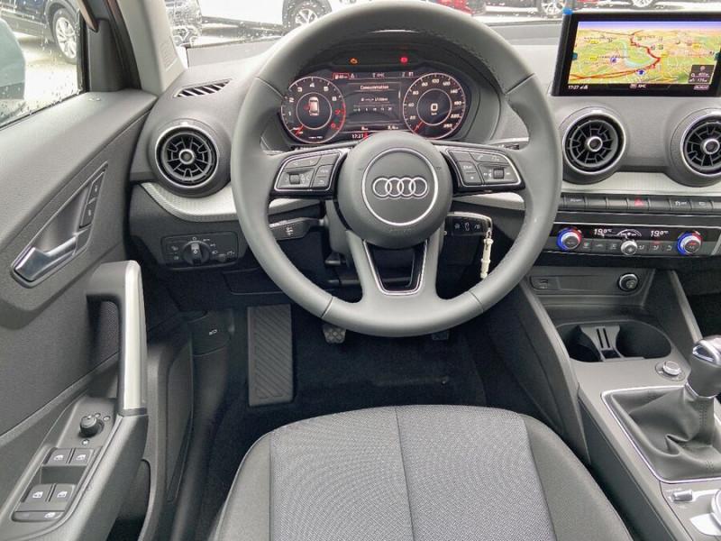 Audi Q2 NEW 30 TFSI 110 BV6 DESIGN GPS Cockpit LEDS Gris occasion à Montauban - photo n°11