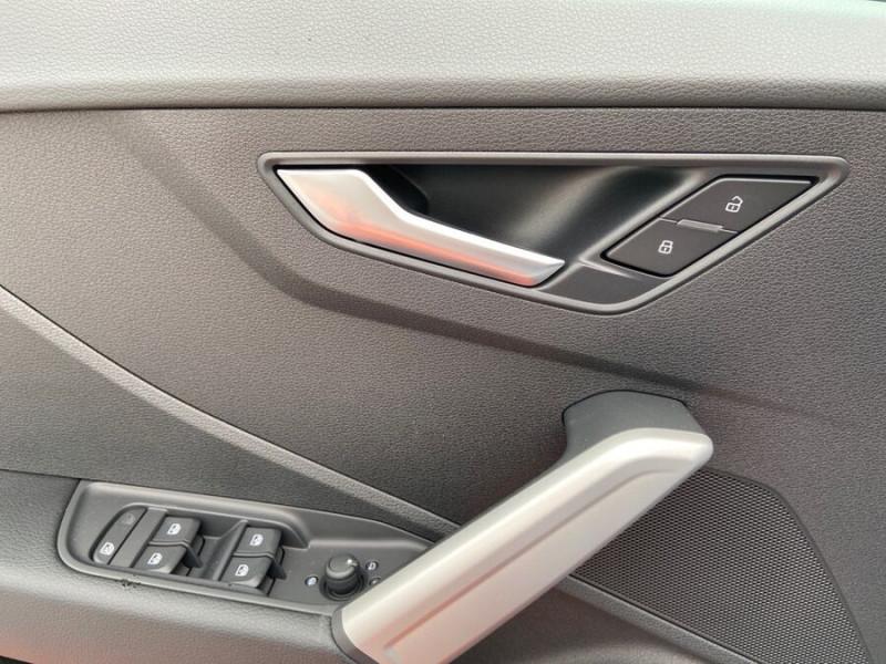 Audi Q2 NEW 30 TFSI 110 BV6 DESIGN GPS Cockpit LEDS Gris occasion à Montauban - photo n°19