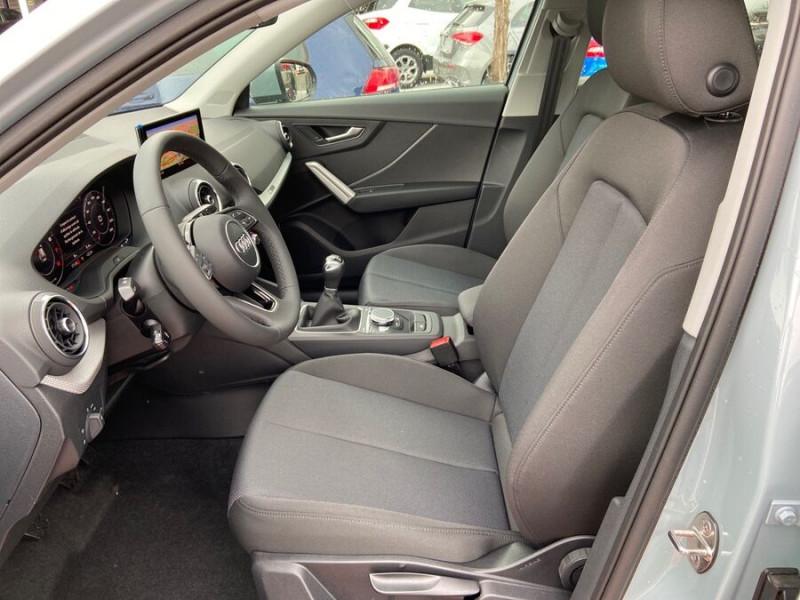 Audi Q2 NEW 30 TFSI 110 BV6 DESIGN GPS Cockpit LEDS Gris occasion à Montauban - photo n°3