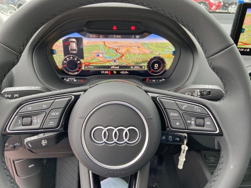 Audi Q2 NEW 30 TFSI 110 BV6 DESIGN GPS Cockpit LEDS Gris occasion à Montauban - photo n°17