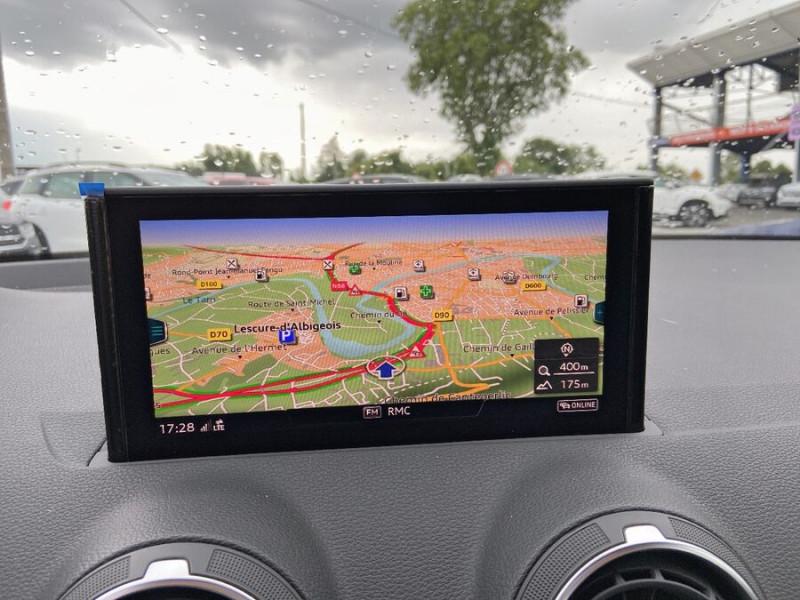 Audi Q2 NEW 30 TFSI 110 BV6 DESIGN GPS Cockpit LEDS Gris occasion à Montauban - photo n°14