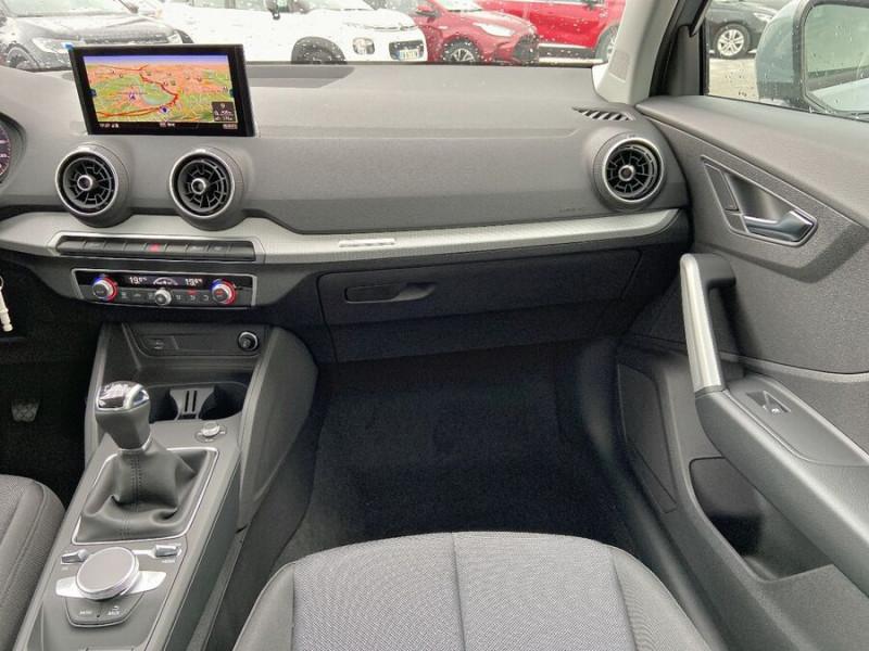 Audi Q2 NEW 30 TFSI 110 BV6 DESIGN GPS Cockpit LEDS Gris occasion à Montauban - photo n°12