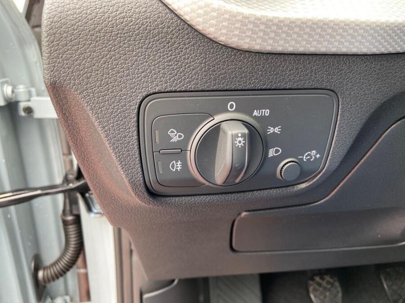 Audi Q2 NEW 30 TFSI 110 BV6 DESIGN GPS Cockpit LEDS Gris occasion à Montauban - photo n°18