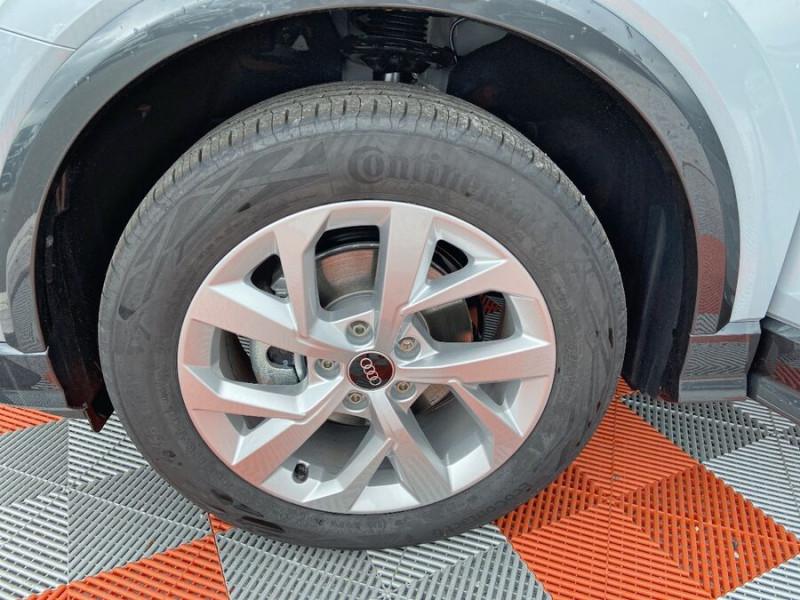 Audi Q2 NEW 30 TFSI 110 BV6 DESIGN GPS Cockpit LEDS Gris occasion à Montauban - photo n°20