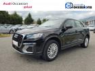 Audi Q2 Q2 1.0 TFSI 116 ch BVM6 Design 5p Noir à Cessy 01