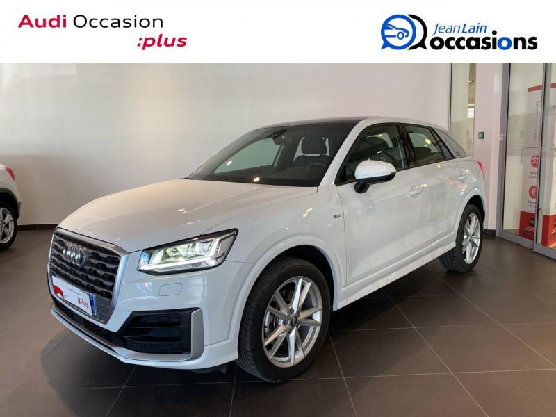 Audi Q2 Q2 1.4 TFSI COD 150 ch BVM6 S Line 5p Blanc occasion à Échirolles