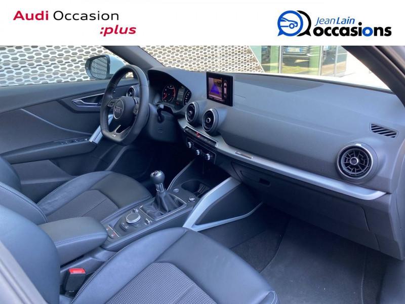 Audi Q2 Q2 1.4 TFSI COD 150 ch BVM6 S Line 5p Blanc occasion à Échirolles - photo n°9