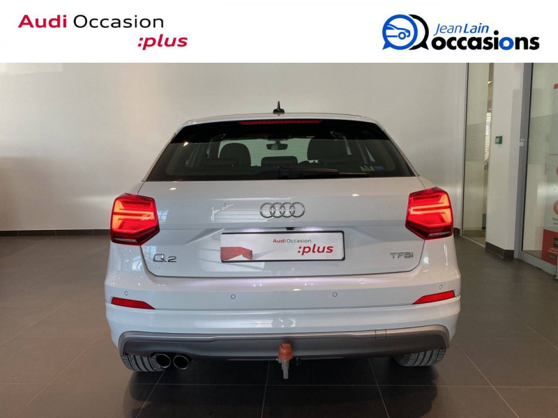 Audi Q2 Q2 1.4 TFSI COD 150 ch BVM6 S Line 5p Blanc occasion à Échirolles - photo n°5
