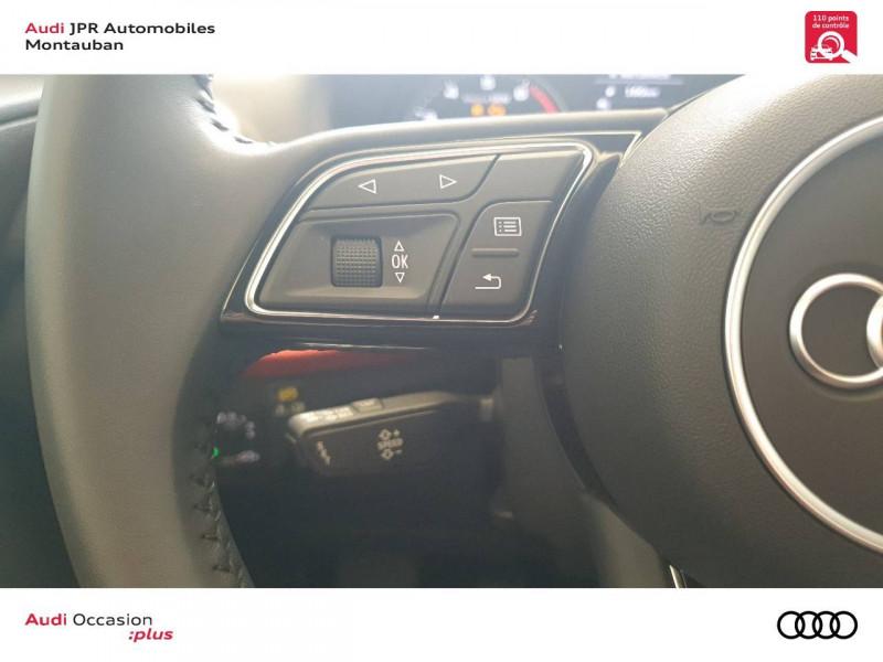 Audi Q2 Q2 1.4 TFSI COD 150 ch BVM6 Sport 5p  occasion à montauban - photo n°11