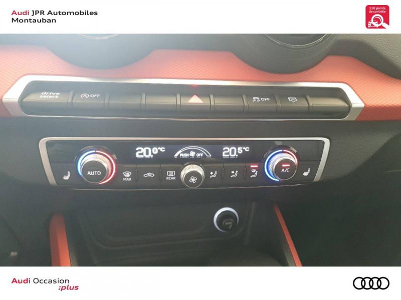 Audi Q2 Q2 1.4 TFSI COD 150 ch BVM6 Sport 5p  occasion à montauban - photo n°17