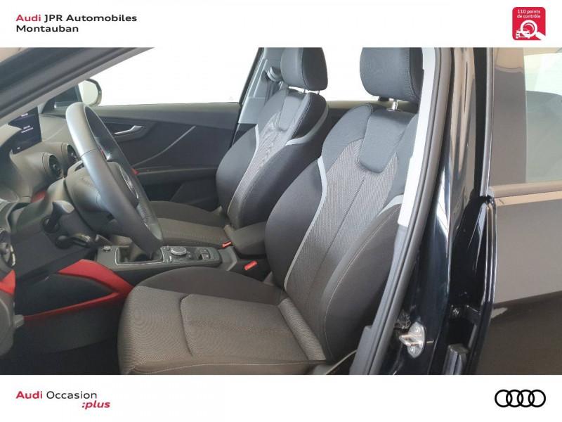 Audi Q2 Q2 1.4 TFSI COD 150 ch BVM6 Sport 5p  occasion à montauban - photo n°16