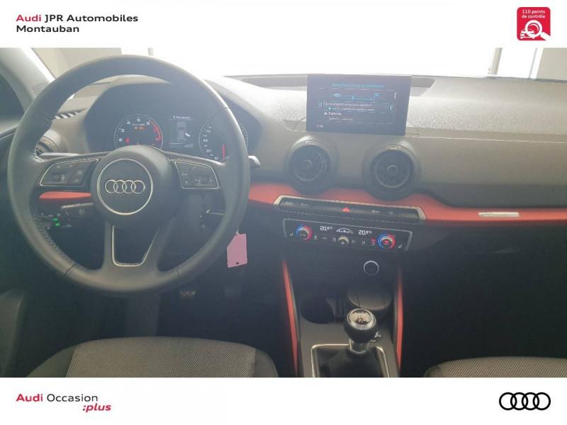 Audi Q2 Q2 1.4 TFSI COD 150 ch BVM6 Sport 5p  occasion à montauban - photo n°9