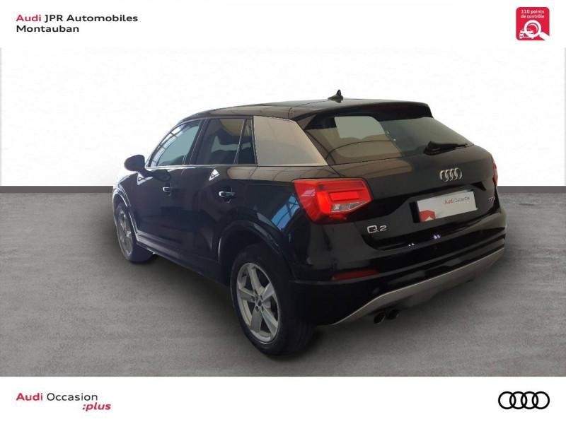 Audi Q2 Q2 1.4 TFSI COD 150 ch BVM6 Sport 5p  occasion à montauban - photo n°8