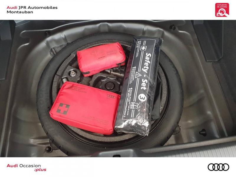 Audi Q2 Q2 1.4 TFSI COD 150 ch BVM6 Sport 5p  occasion à montauban - photo n°15
