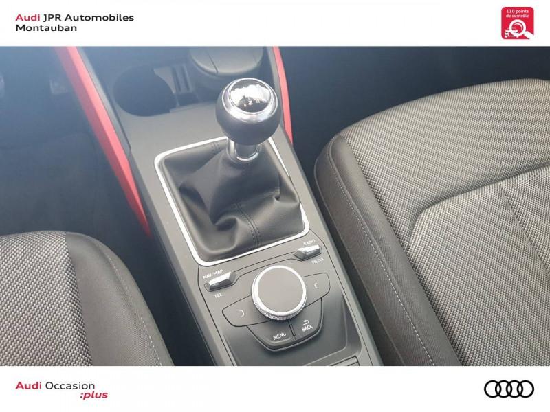 Audi Q2 Q2 1.4 TFSI COD 150 ch BVM6 Sport 5p  occasion à montauban - photo n°19