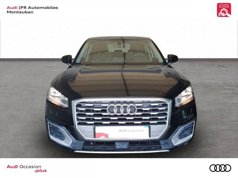 Audi Q2 Q2 1.4 TFSI COD 150 ch BVM6 Sport 5p  occasion à montauban - photo n°2
