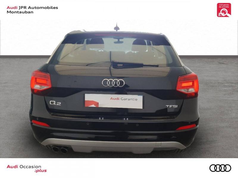 Audi Q2 Q2 1.4 TFSI COD 150 ch BVM6 Sport 5p  occasion à montauban - photo n°5