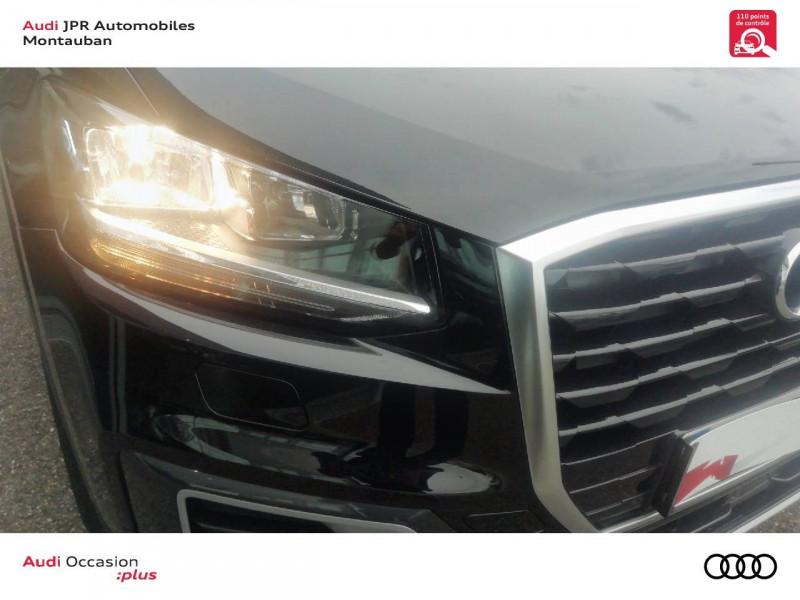 Audi Q2 Q2 1.6 TDI 116 ch BVM6 Design 5p  occasion à montauban - photo n°14