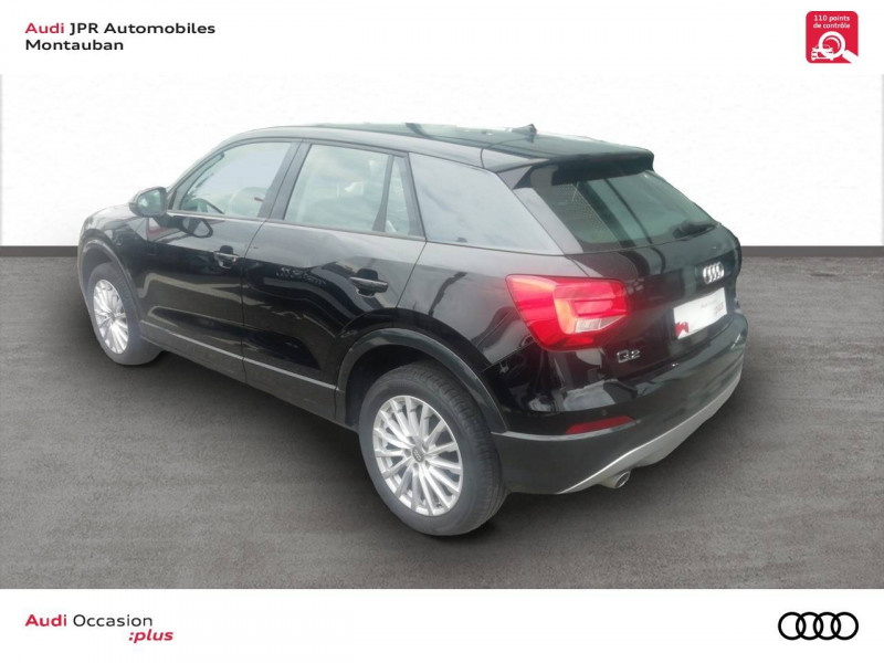Audi Q2 Q2 1.6 TDI 116 ch BVM6 Design 5p  occasion à montauban - photo n°4