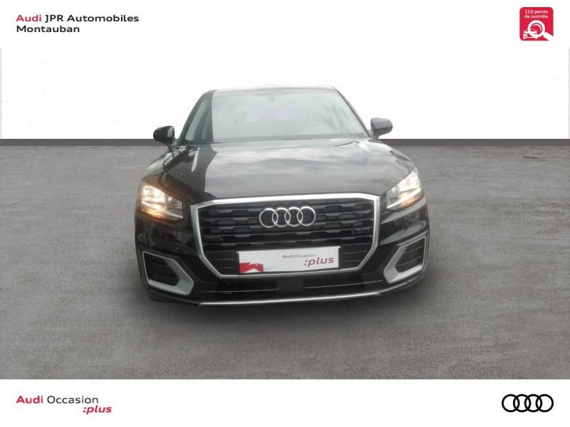 Audi Q2 Q2 1.6 TDI 116 ch BVM6 Design 5p  occasion à montauban - photo n°2