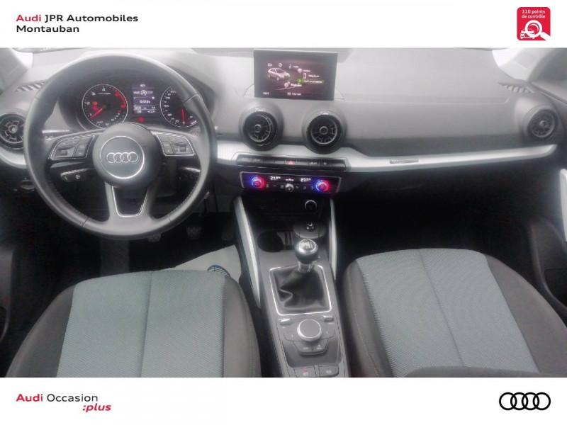 Audi Q2 Q2 1.6 TDI 116 ch BVM6 Design 5p  occasion à montauban - photo n°5