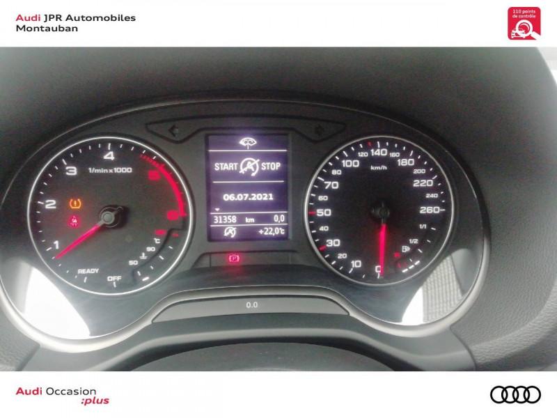Audi Q2 Q2 1.6 TDI 116 ch BVM6 Design 5p  occasion à montauban - photo n°18