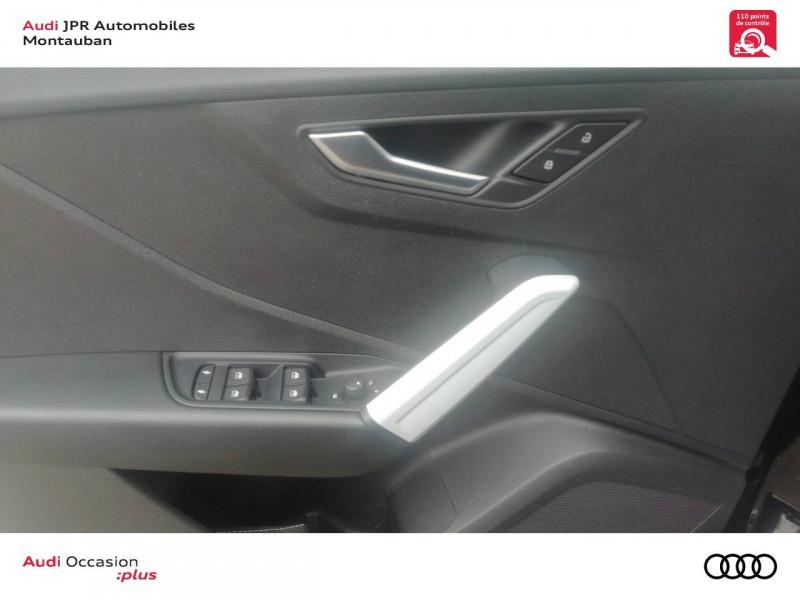 Audi Q2 Q2 1.6 TDI 116 ch BVM6 Design 5p  occasion à montauban - photo n°17