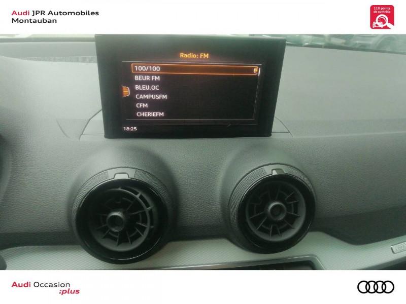 Audi Q2 Q2 1.6 TDI 116 ch BVM6 Design 5p  occasion à montauban - photo n°19