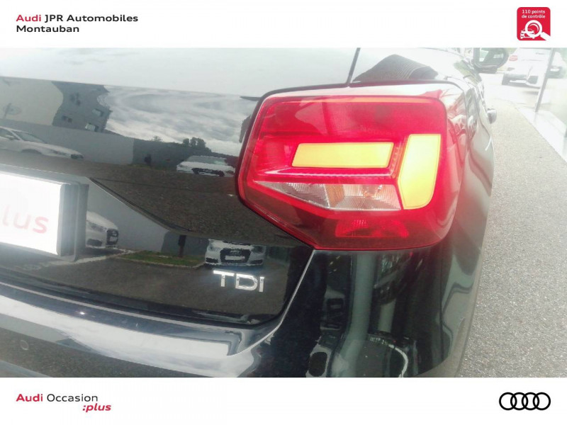 Audi Q2 Q2 1.6 TDI 116 ch BVM6 Design 5p  occasion à montauban - photo n°15