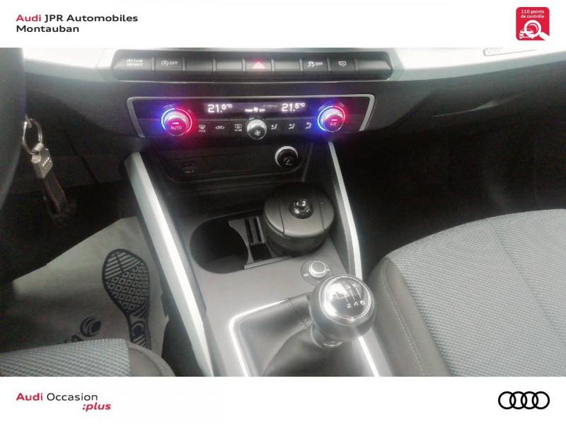 Audi Q2 Q2 1.6 TDI 116 ch BVM6 Design 5p  occasion à montauban - photo n°20