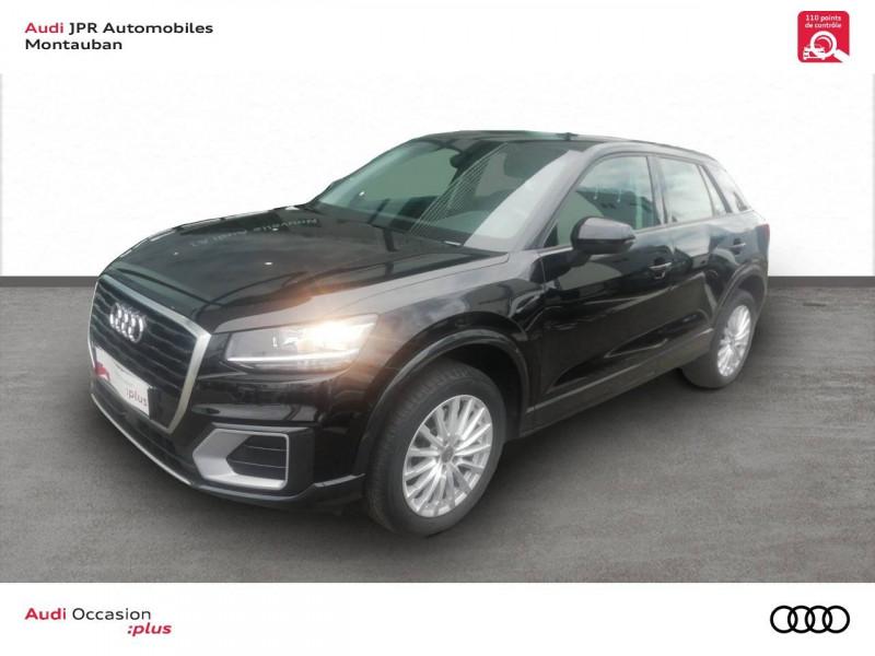 Audi Q2 Q2 1.6 TDI 116 ch BVM6 Design 5p  occasion à montauban