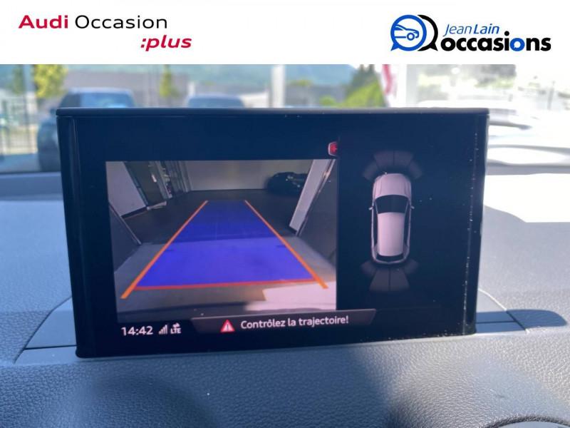 Audi Q2 Q2 2.0 TDI 150 ch S tronic 7 Quattro Business line 5p Gris occasion à Échirolles - photo n°12