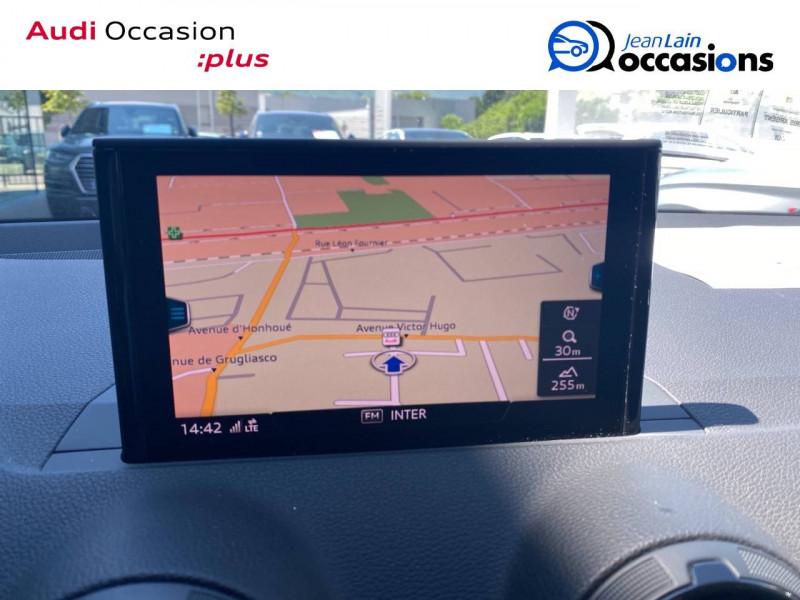Audi Q2 Q2 2.0 TDI 150 ch S tronic 7 Quattro Business line 5p Gris occasion à Échirolles - photo n°11