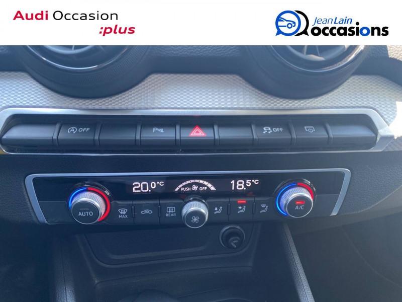 Audi Q2 Q2 2.0 TDI 150 ch S tronic 7 Quattro Business line 5p Gris occasion à Échirolles - photo n°10