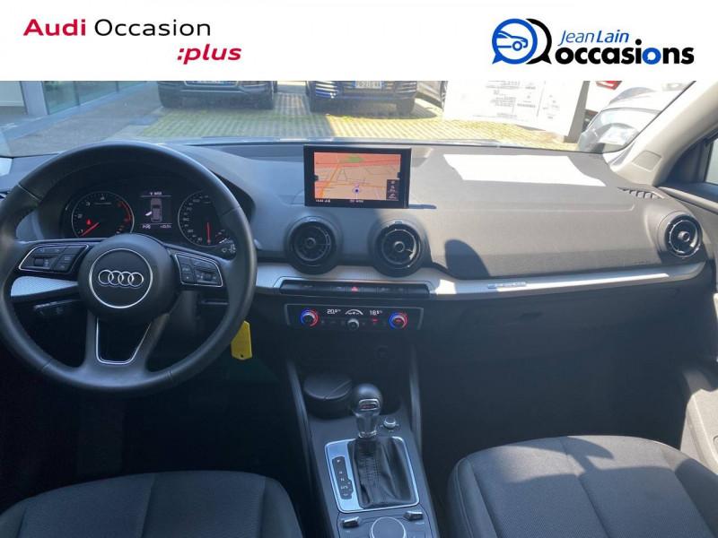 Audi Q2 Q2 2.0 TDI 150 ch S tronic 7 Quattro Business line 5p Gris occasion à Échirolles - photo n°14