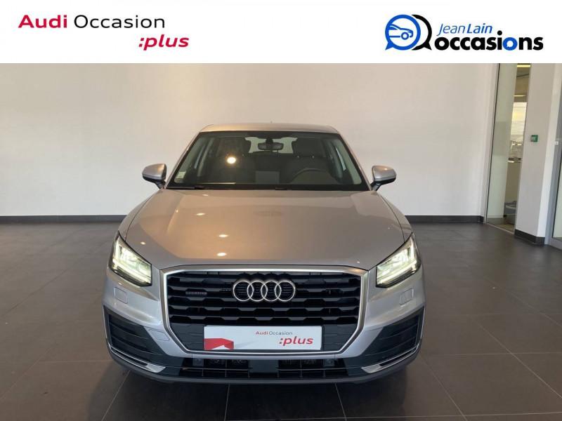 Audi Q2 Q2 2.0 TDI 150 ch S tronic 7 Quattro Business line 5p Gris occasion à Échirolles - photo n°2