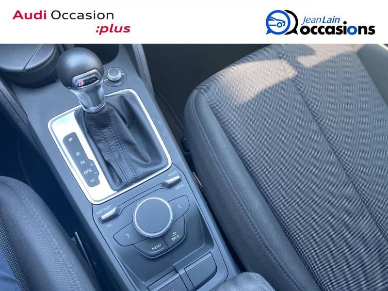 Audi Q2 Q2 2.0 TDI 150 ch S tronic 7 Quattro Business line 5p Gris occasion à Échirolles - photo n°9