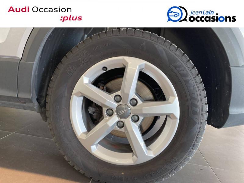 Audi Q2 Q2 2.0 TDI 150 ch S tronic 7 Quattro Business line 5p Gris occasion à Échirolles - photo n°5