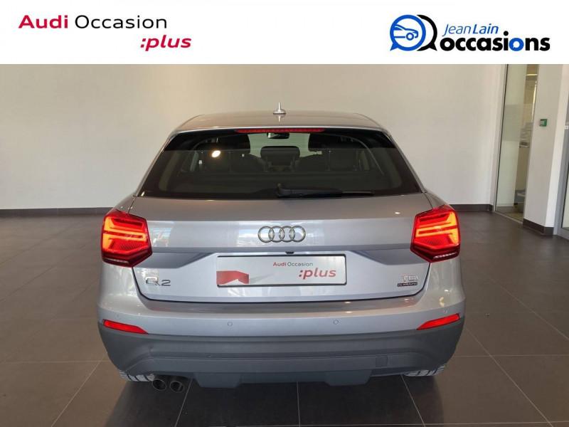 Audi Q2 Q2 2.0 TDI 150 ch S tronic 7 Quattro Business line 5p Gris occasion à Échirolles - photo n°3